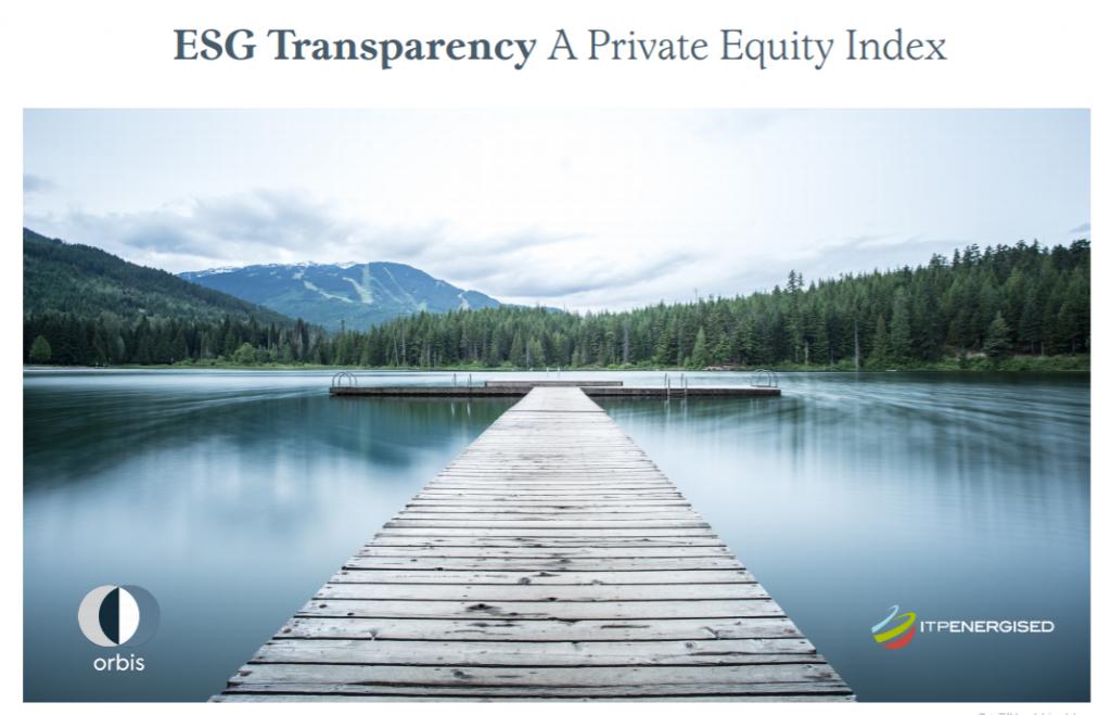 ESG Transparency