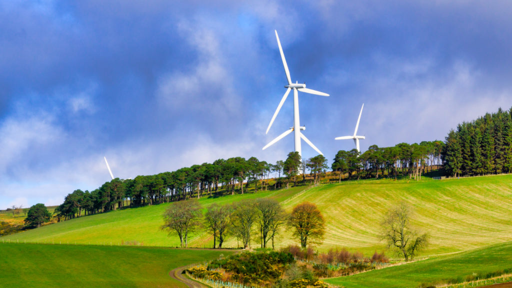 onshore wind projects